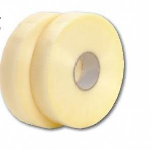 Hot Melt Packaging Tape: Machine Grade